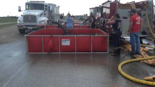Part 12 - Rural Water Supply Drill - Shelby County, Alabama - June 2015 - 1,000 GPM Club