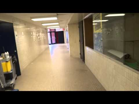 Tour of Bowie High School El Paso, TX