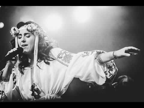 Джамала рассказывает о платье для Евровидения 2016