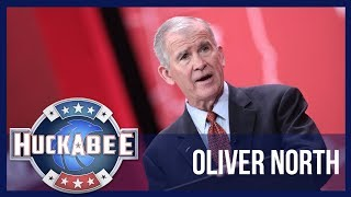 NRA President Oliver North Honors REAL AMERICAN HEROES In His New TV Show | Huckabee