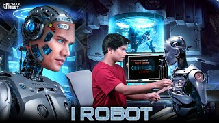 I ROBOT :  रोबोट SHORT FILM | ACTION - SCI-FI |  HINDI MORAL STORY | #Funny #Bloopers || MOHAK MEET