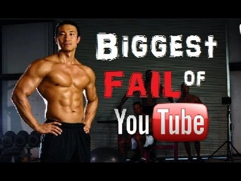 mike chang biggest fail of youtube fitness