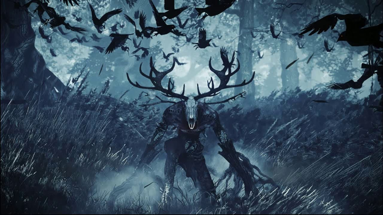 Witcher 3 Soundtrack - Ancient Leshen #1