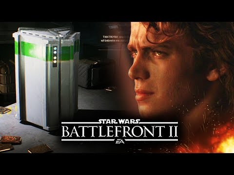 Star Wars Battlefront 2 - EA's Official Response: Credits, Locked Heroes and Loot Crates!