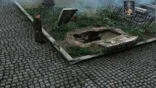 Enfrentándome al mal en Dracula Origin | Cap. 2 | Investigando el cementerio