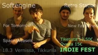 Indie Fest 18.3 Vernissa