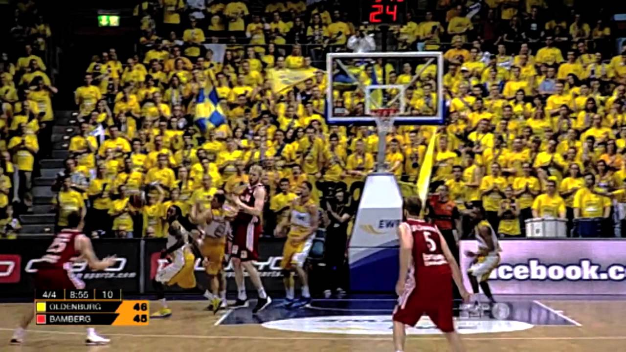 Baskets Oldenburg Live
