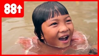 Down The Stream | The Invisible Story of Vietnamese River Children