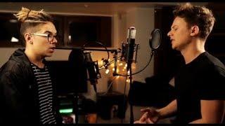 Conor Maynard vs William Singe -  I Don't Wanna Live Forever (SING OFF/Mashup)(Lyrics/Lyrics Video)