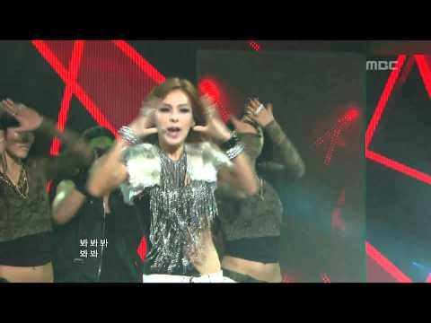 Chae Yeon - Look Look Look, 채연 - 봐 봐 봐, Music Core 20100731