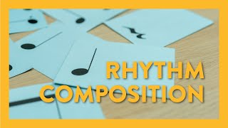 Rhythm Composition - Piano Lesson 12 - Hoffman Academy