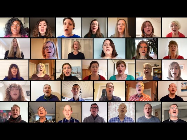 I'll Stand By You (The Pretenders) - North Kingston Choir
