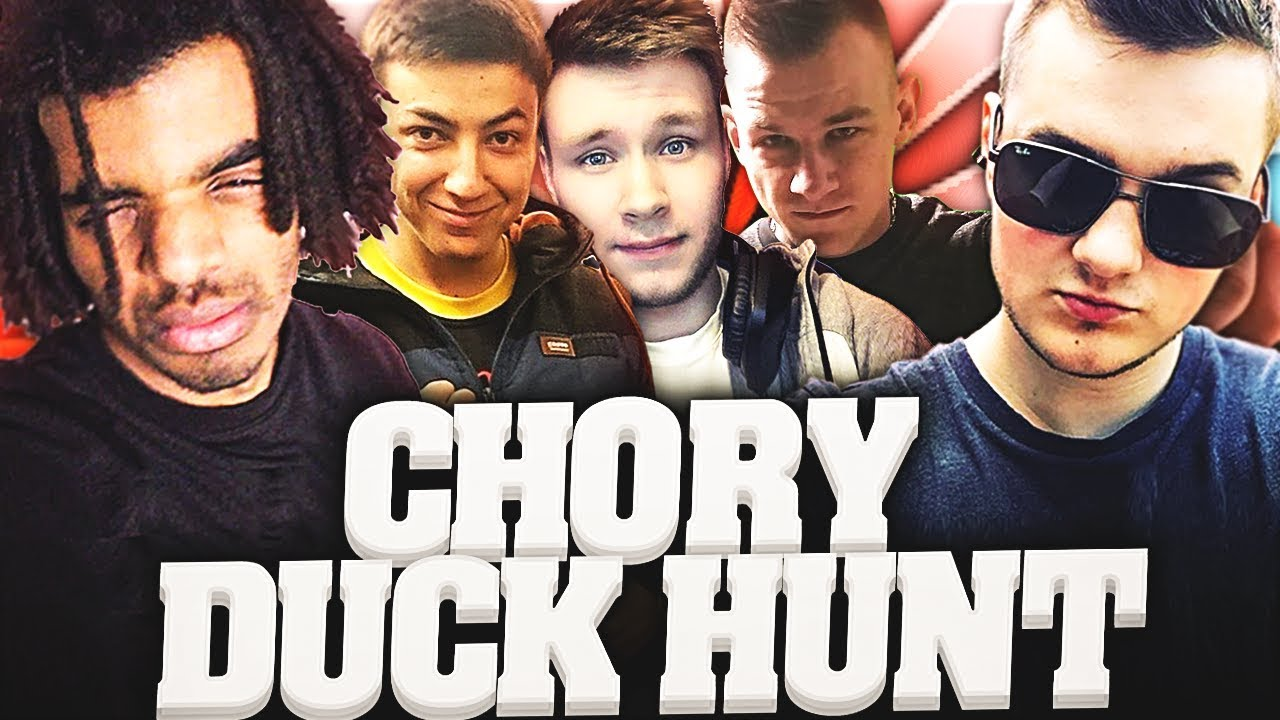 CHORY DUCK HUNT Z POMPA TEAM!