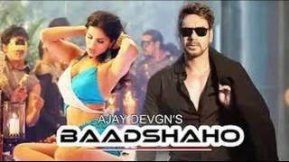 Badshaho movie song ajay Davgn's