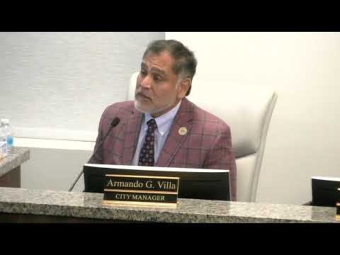 July 21, 2021 City Council Meeting