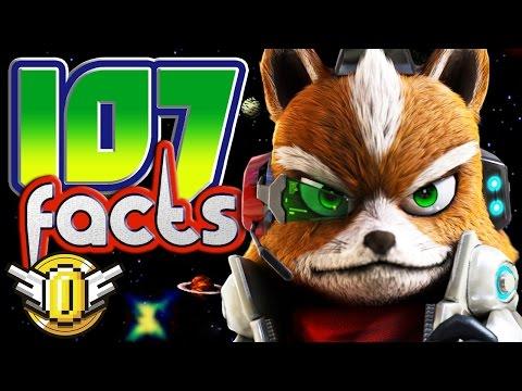 107 Star Fox Facts - Super Coin Crew - Nintendo