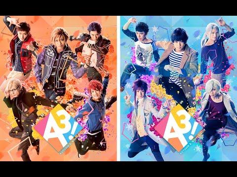 MANKAI STAGE『A3!』~AUTUMN & WINTER 2019~全情報解禁!