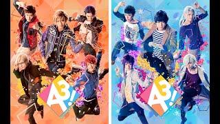 MANKAI STAGE『A3!』~AUTUMN & WINTER 2019~全情報解禁! 公演タイト...