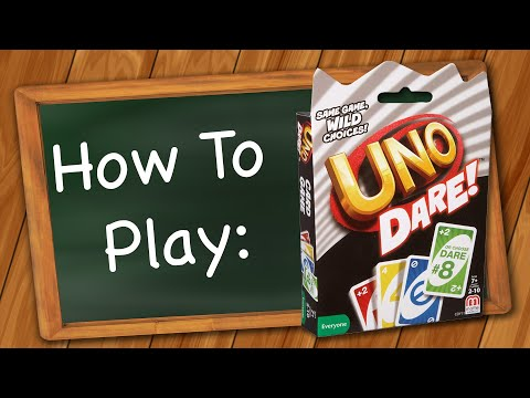How To Play: Uno Dare
