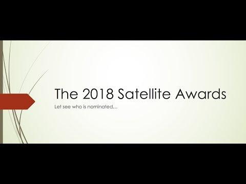 2018 Satellite Awards Nominations