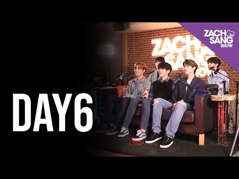 Day6 Talks The Book of Us: Gravity, Becoming a Band & Playing Live Instruments