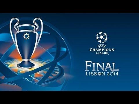 Sorteo Cuartos de final champions 2014 (21-03-2014) - YouTube