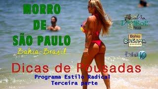 Morro de São Paulo Bahia 2017 TERCEIRA parte POUSADA BAHIA 10