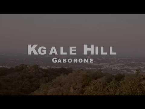 Kgale Hill, Gaborone Botswana
