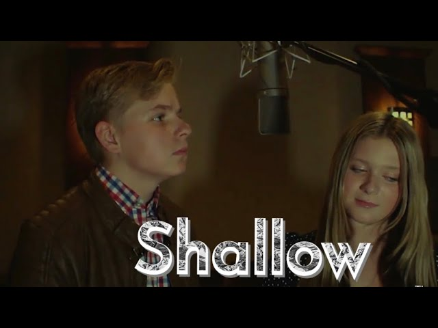 Shallow duet with Brogan Hall