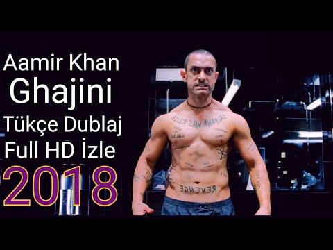 Ghajini 2 - Aamir Khan . Hint Aşk Filmi Turkce dublaj  2016  Full Hd