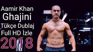 Ghajini - Aamir Khan . Hint Aşk Filmi Turkce dublaj  Full HD