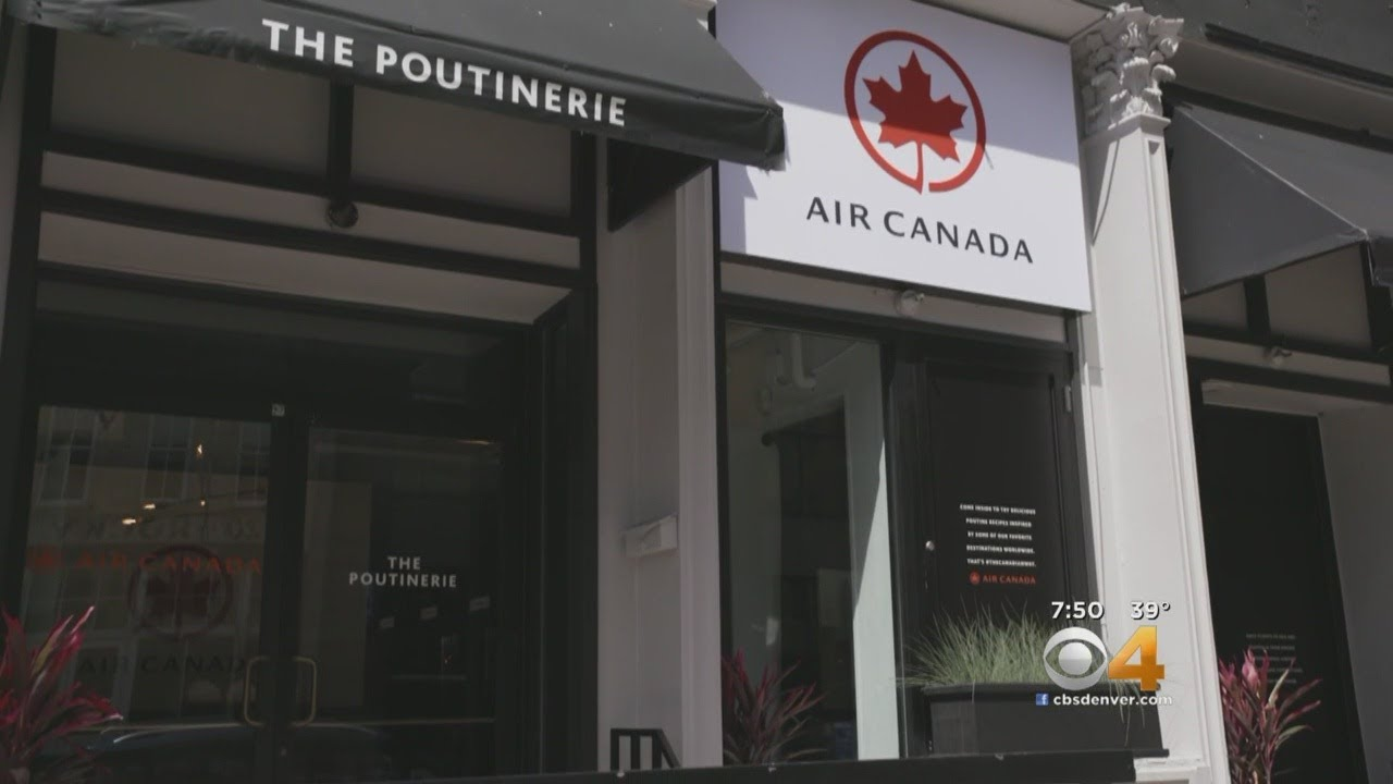 Pop-Up Poutinerie Offers International Dishes While Helping Foster Children