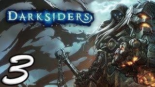 Darksiders Part 3 [HD] Walkthrough Playthrough Gameplay Xbox360/PS3