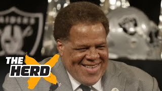 Lincoln Kennedy explains how the Raiders have been turned around   THE HERD'