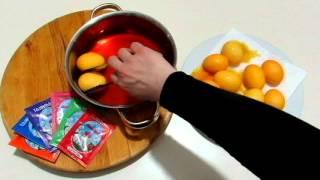 Repeat youtube video Танимак - постапка за бојадисување на Велигденски јајца
