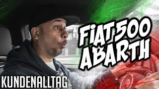 JP Performance - Kundenalltag! | Fiat 500 Abarth esseesse