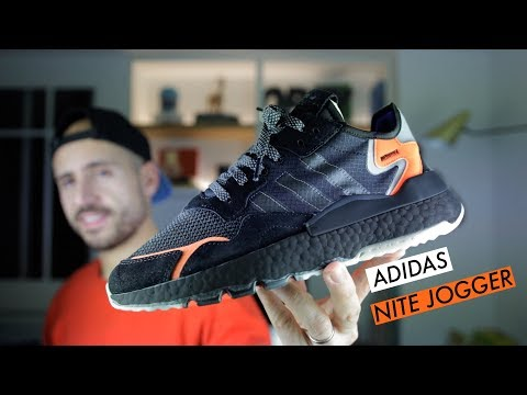 new product cc0e9 6d6f2 ADIDAS NITE JOGGER review et on feet FR