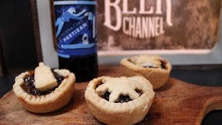 Mince Pies Made With Belgian Beer | The Craft Beer Channel