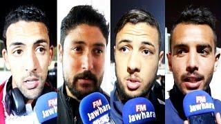 تصريحات ما بعد مباراة النجم الساحلي و الترجي الرياضي التونسي