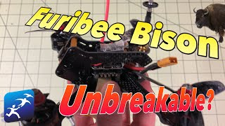 Furibee Bison Review and First Flights – It's a TANK