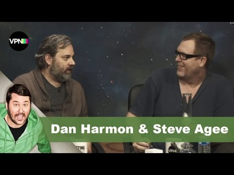 Dan Harmon & Steve Agee  Getting Doug with High