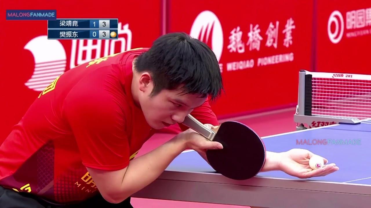 Download Fan Zhendong vs Liang Jingkun   2021 Chinese Super League (Group)