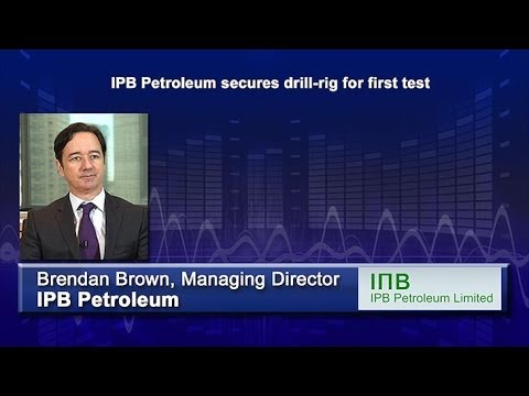 IPB Petroleum secures drill-rig for first test