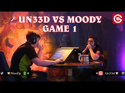 Un33D VS MooDy 1/4 finale de la PGL - 1/4