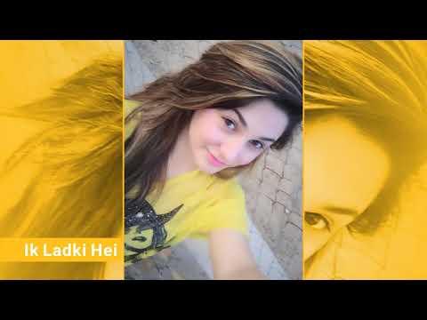 Koi Jannat Ki Wo Hur Nhi Mere College Ki Ik Ladki Hei | Whatsapp Status Lyrics