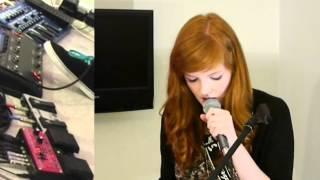 """Thanks and All The Rest"" - Josie Charlwood - LIVE loopstation original"