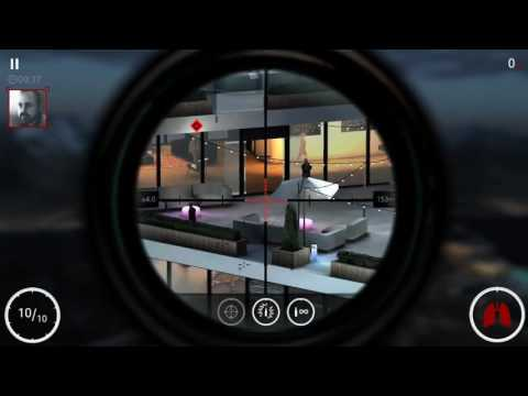 Hitman Sniper Dispose Two Bodies With Fan Android