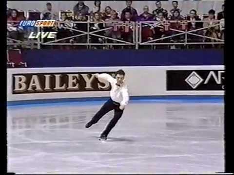Cornel Gheorghe ROM - 1995 European Championships SP