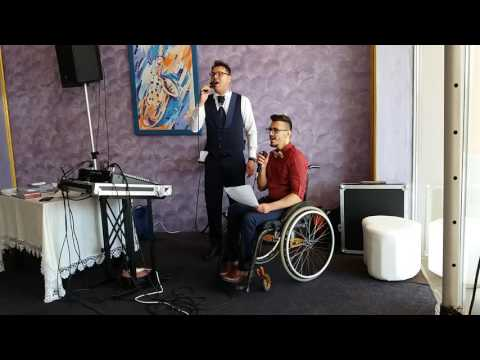 Ruben Filoti & Adi Doroscan - Am o rana-n suflet ! 100% live Inima mea !