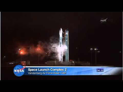 OCO-2 / Delta II Rocket Launch Coverage From Vandenberg Via NASA TV